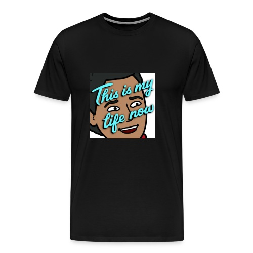 Jay young youtube x - Men's Premium T-Shirt