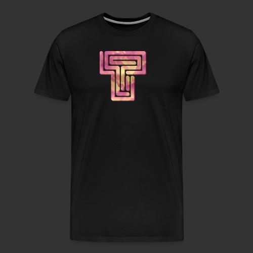 T-Shirt Manches Courtes Hommes THS - T-shirt Premium Homme
