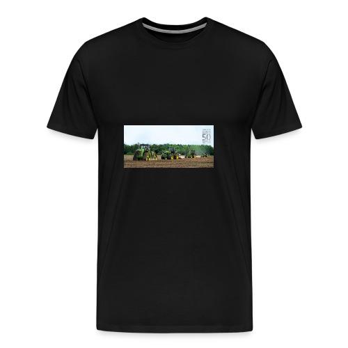de merch - Mannen Premium T-shirt