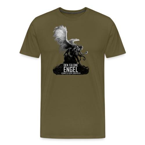Den faldne engel sh - Herre premium T-shirt