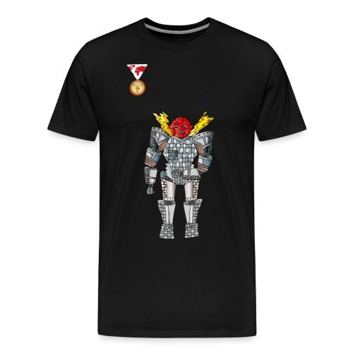 Trashcan - Männer Premium T-Shirt