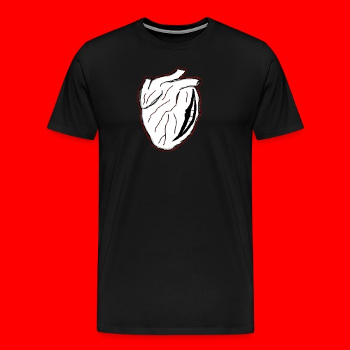 heart icon - Premium-T-shirt herr