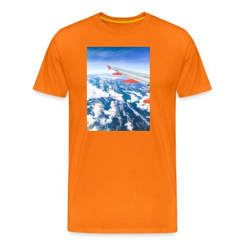 WingAuxAlp - Men's Premium T-Shirt