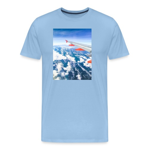WingAuxAlp - Men's Premium T-Shirt