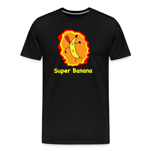 Super Banana - Men's Premium T-Shirt