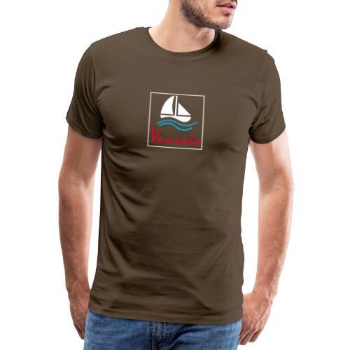 Venezia Design. Modern und trendy - Männer Premium T-Shirt