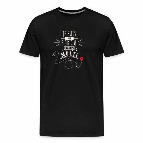 MULTI - T-shirt Premium Homme