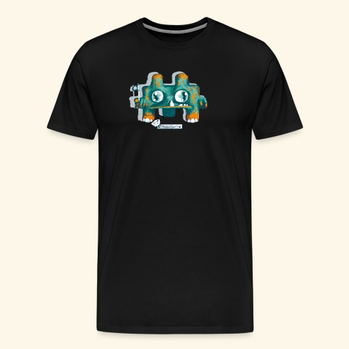 SpaceInvasor - T-shirt Premium Homme