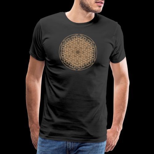 lebensblume-fc9 - Männer Premium T-Shirt