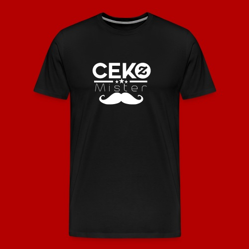 MrCekZ Frauen T-Shirt (Schwarz) - Männer Premium T-Shirt