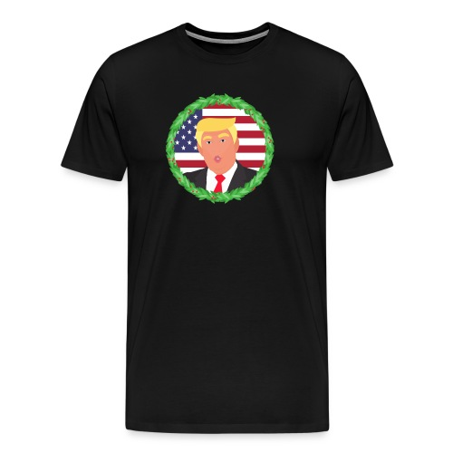 Trump Reef - Men's Premium T-Shirt