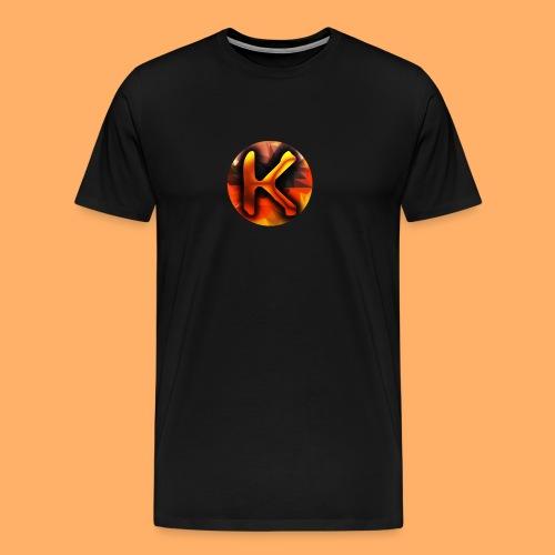 Kai_307 - Profilbild - Männer Premium T-Shirt