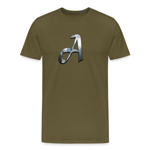 Aurinkosaari - Miesten premium t-paita