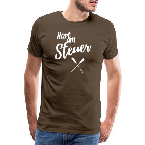 Hart am Steuer - Männer Premium T-Shirt