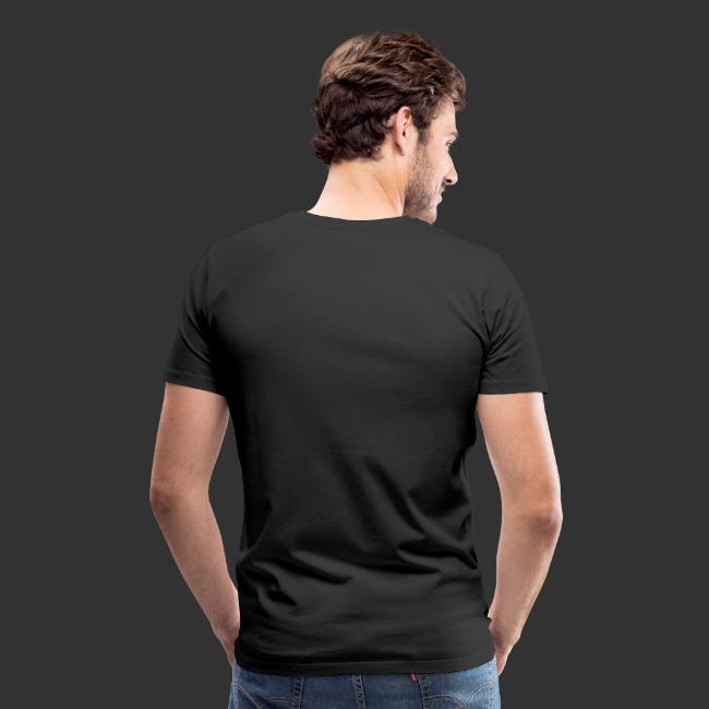 T-shirt dam Premium, Hashtag MeToo