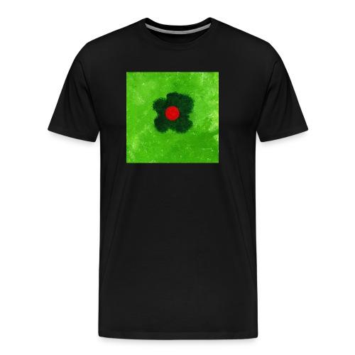 blumeInWiese - Männer Premium T-Shirt
