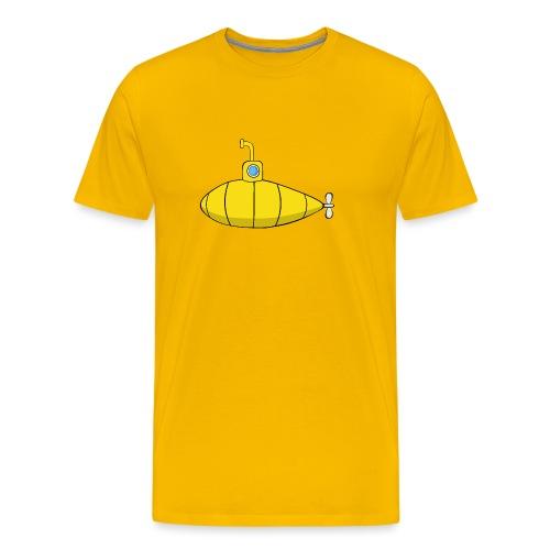 Submarine - Camiseta premium hombre