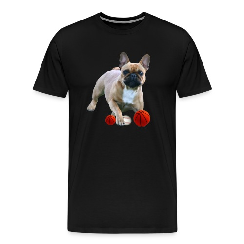 Babsi-Bully Französische Bulldoggen - Männer Premium T-Shirt