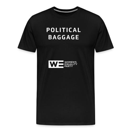 Political Baggage - Men's Premium T-Shirt