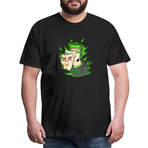Seelenspiel Grün - Männer Premium T-Shirt