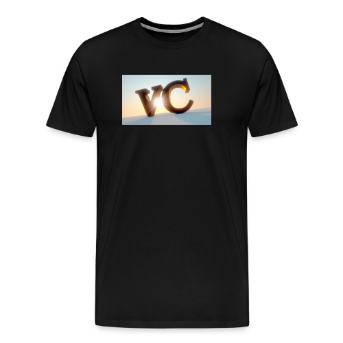 VIllecamacho - Premium-T-shirt herr