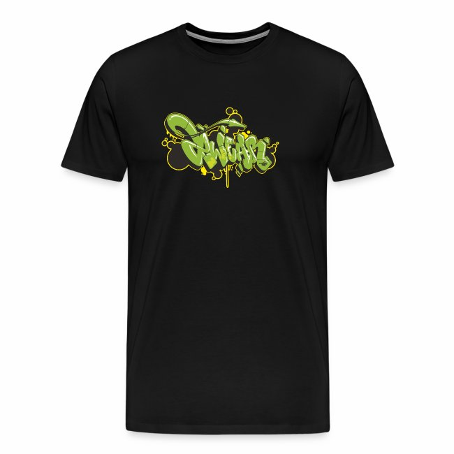 Mesk 2Wear graffiti style Green ver02