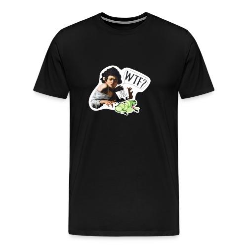 WTF - Camiseta premium hombre