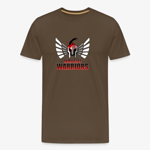 The Inmortal Warriors Team - Men's Premium T-Shirt