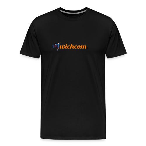 logotipo 2020 03 10T234254 705 - Camiseta premium hombre
