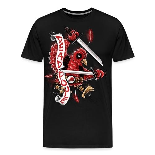 Dead Poule - Men's Premium T-Shirt