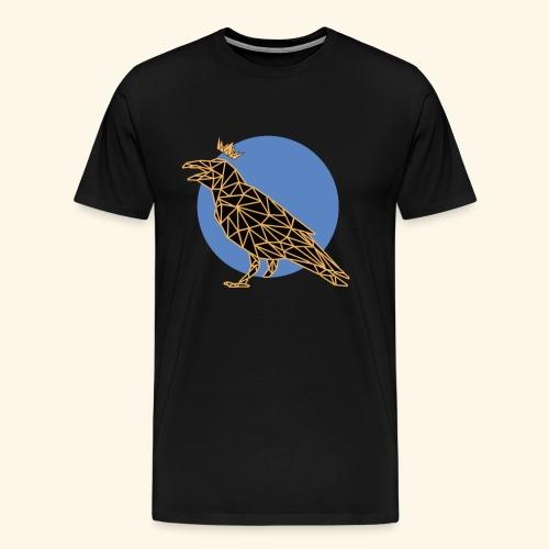 König Rabe - Männer Premium T-Shirt