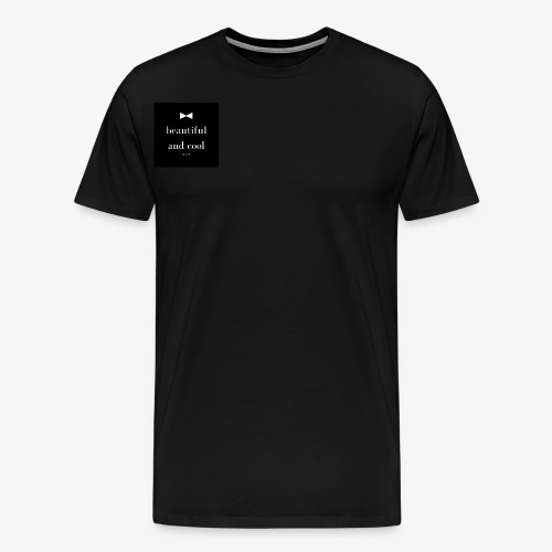 beautiful and cool - T-shirt Premium Homme