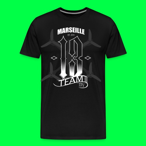 TEAM13 FPV tshirt - T-shirt Premium Homme