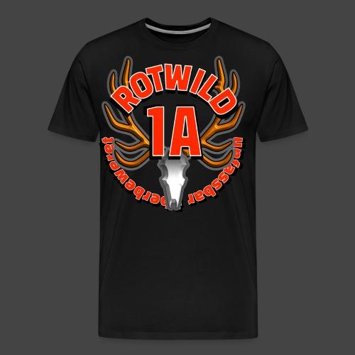 Trophäen - unfassbar überbewertet - Männer Premium T-Shirt
