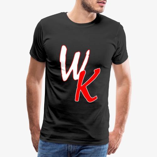 WK - Koszulka męska Premium