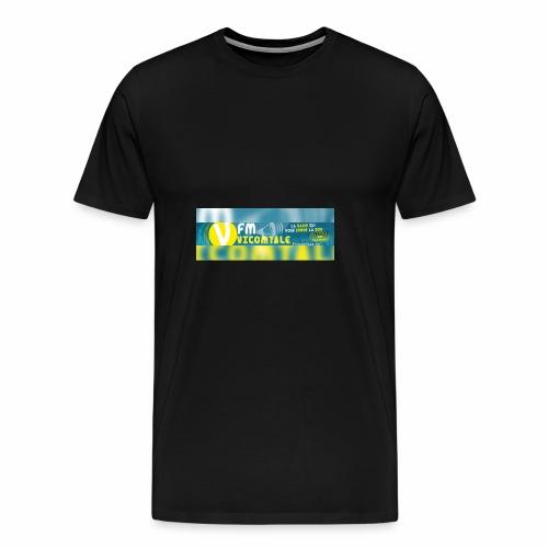 Vicomtale-fm - T-shirt Premium Homme