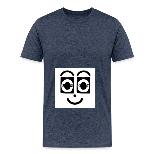 LONDON jpg - Männer Premium T-Shirt
