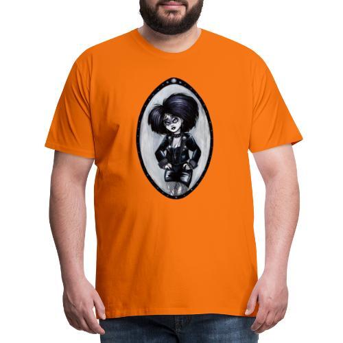 Trad Goth Art by E. R. Whittingham - Men's Premium T-Shirt