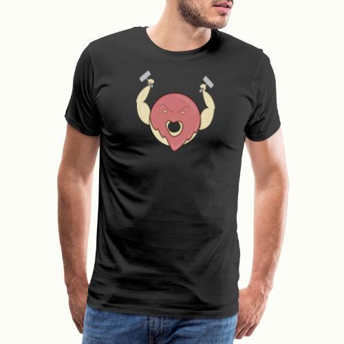Wild Donut - Camiseta premium hombre