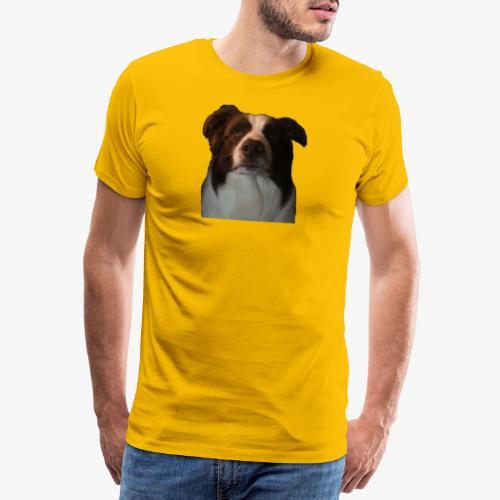 colliebraun - Mannen Premium T-shirt