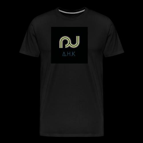 A.H.K - T-shirt Premium Homme