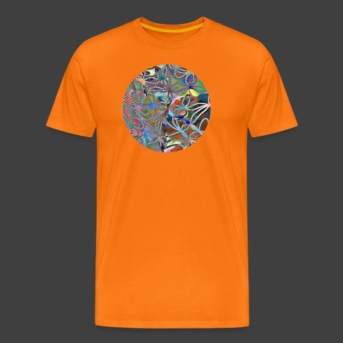 The joy of living - Men's Premium T-Shirt