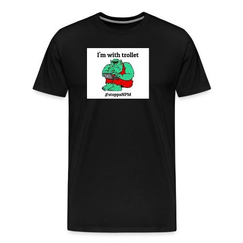 skolinkvisitionen - Premium-T-shirt herr