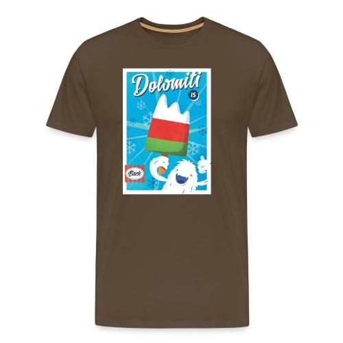 dolo a4 - Männer Premium T-Shirt