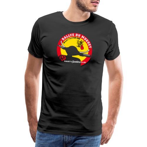 Riquet's - Rallye du Muguet 2010 - T-shirt Premium Homme