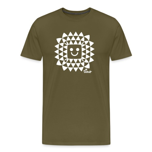 Sun Flower - T-shirt Premium Homme