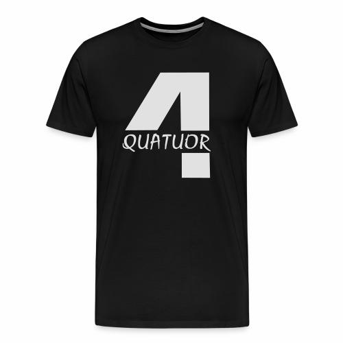 Quatuor - T-shirt Premium Homme