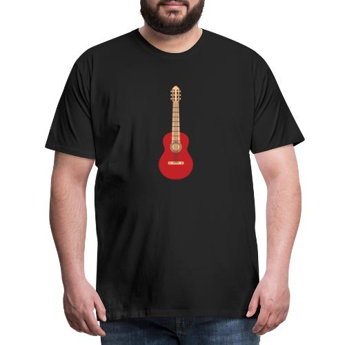 gitar - Men's Premium T-Shirt
