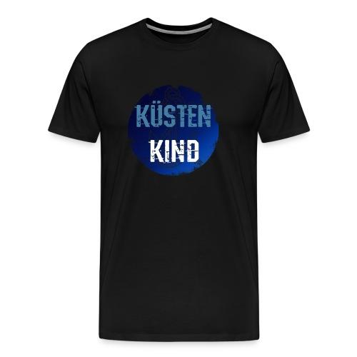 Norddeutsch Hamburg Küsten Kind - Männer Premium T-Shirt