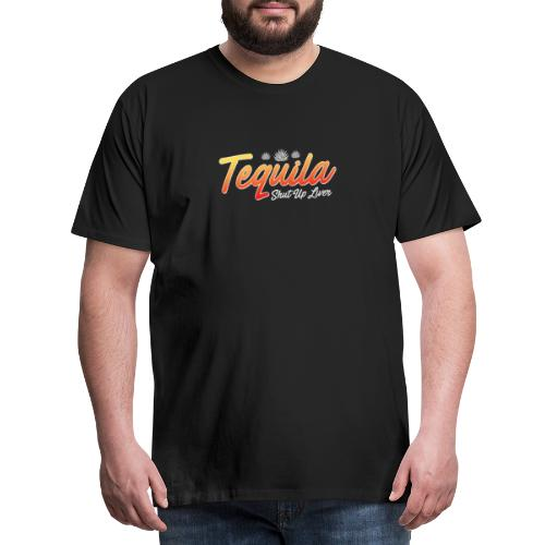 Tequila - gift idea - Men's Premium T-Shirt